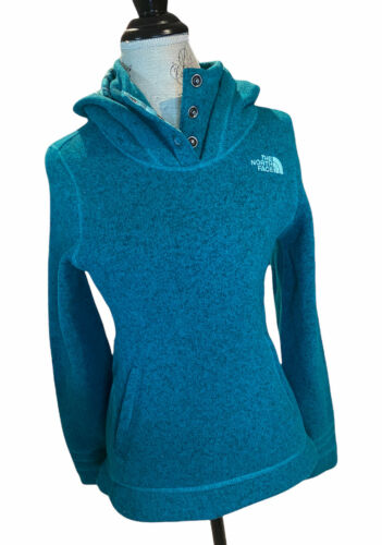 The North Face Women`s Green Thick Fleecy Lined Pu