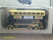 Lledo LP41060, Karrier E6 Trolley Bus, Whitehall - Anadin, 30 years brand leader