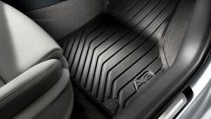 Original Audi A3 8v Tapis De Sol En Caoutchouc Devant Ebay