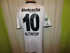 Eintracht Frankfurt Jako DFB-Pokal Matchworn Trikot 08/09 + Nr.10 Altintop Gr.L