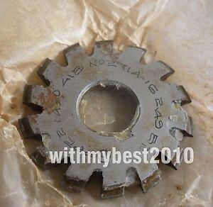 Lot 1pcs Dp14 14-1//2 degree 2# Involute Gear Cutters No.2 Dp14 Gear Cutter
