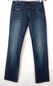 G-Star Raw Damen Neu Reese Gerade Stretch Jeans Größe W27 L32 AVZ1298