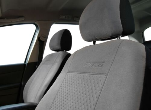 Skoda Superb Universal Grau Sitzbezüge Sitzbezug Auto Schonbezüge Schonbezug