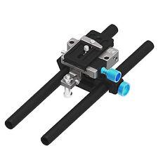 New ! !FOTGA DP500 Mark III 15mm Rail Rod Quick Release Baseplate for DSLR Focus