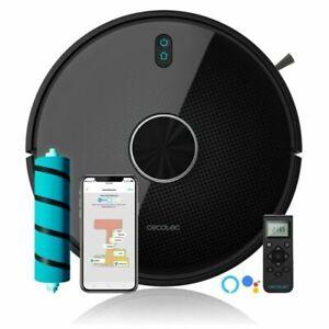 Cecotec-Robot-Aspirador-Conga-4490-RoomPlan-2700-Pa-APP-con-mapa-interactivo