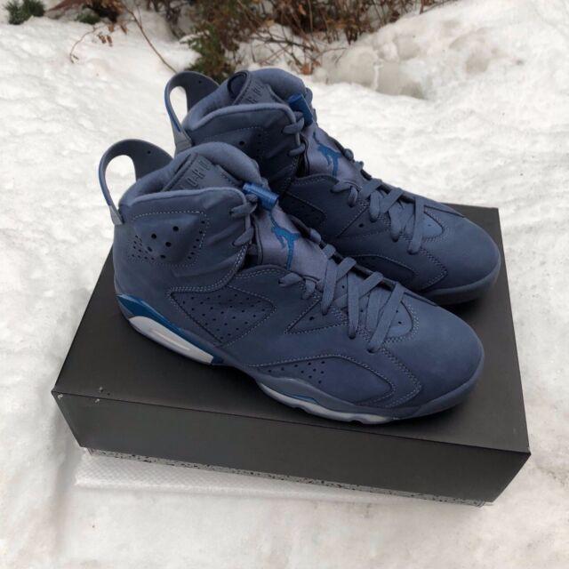 meet 9ef68 ab158 Nike Air Jordan Retro 6 Diffused Blue Jimmy Butler - Men's Sz 11 2