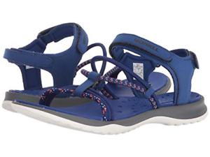 48b1b2c7f9b1 Merrell Womens Sunstone Strap Open Toe Heel Strap Strappy Adjustable ...