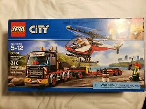 LEGO® City Great Vehicles Heavy Cargo Transport 60183 310 Pcs