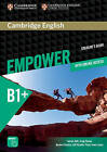 Cambridge English Empower Intermediate Student's Book with Online Assessment and Practice and Online Workbook by Jeff Stranks, Craig Thaine, Adrian Doff, Herbert Puchta, Peter Lewis-Jones (Mixed media product, 2015)