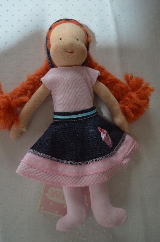 Käthe kruse Mini It`s Me  Puppe Waldorf neu  26  neu  855  so süsses  Mädchen