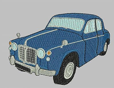 Rover P4 Embroidered /& Personalised Polo Shirt