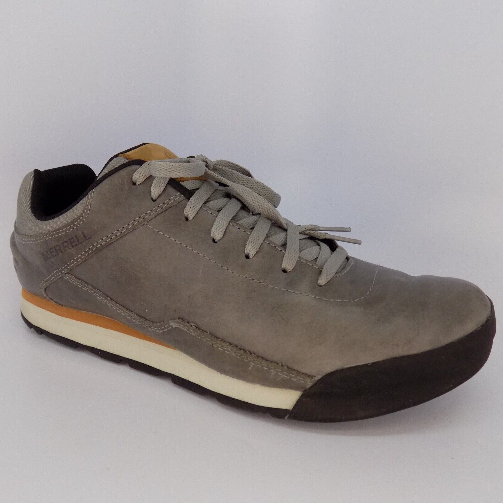 Merrell Burnt secoué LTR Casual Trail Hommes Chaussures Taille 10.5 EU 4.5 AL5563