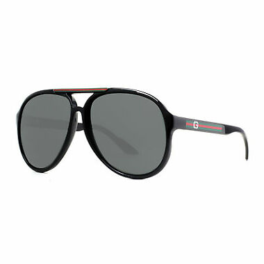 Gucci Unisex Aviator Sunglasses
