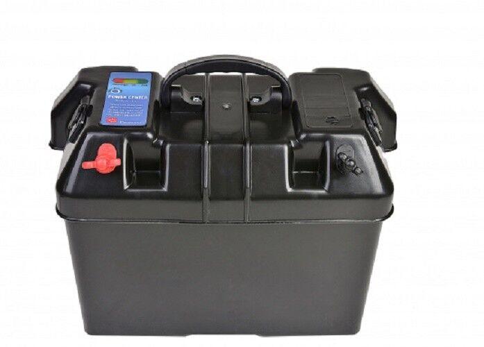 Marine Batteriekasten Stiefele PROFI B 12V für Stiefele Batteriekasten Elektromotor 3e2691