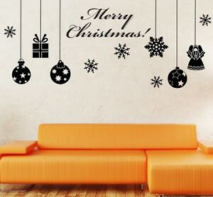 Christmas-Wall-sticker-Window-Shop-Wall-Quote-Sticker-Wall-Art-Decor