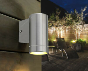 4w-LED-Stainless-Steel-Single-Outdoor-Indoor-Wall-Light-Garden-Wall-Light-LED