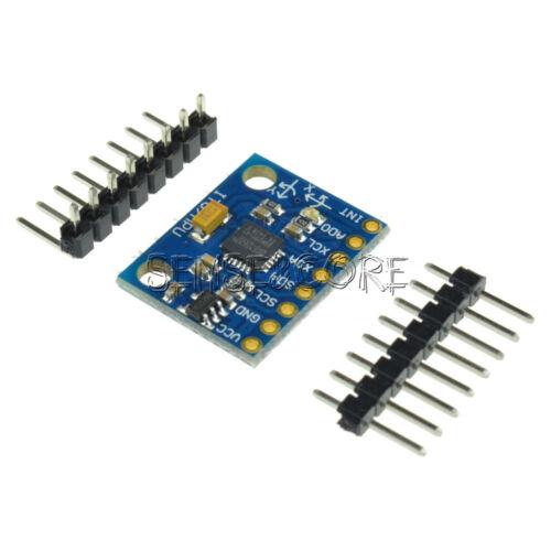 2Stks MPU-6050 Module 3 Axis Gyroscope+Accelerometer Module for Arduino MPU 6050