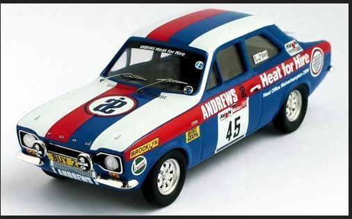 el mas reciente Ford Escort MKI MKI MKI RS 2000 - R. Brooks - Tour of Great Britain 1974  45 - Troféu  venta de ofertas