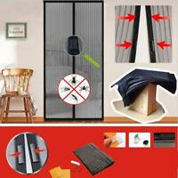 Magnetic Anti-Insect Fly Bug Mosquito Door Curtain Net Mesh Screen Protector