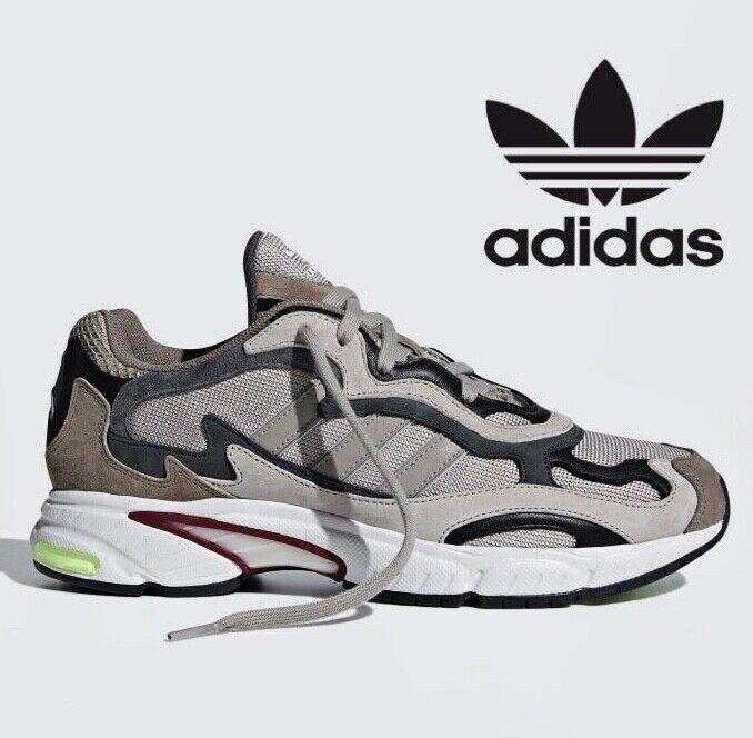2019 Adidas Originals TEMPER Run ® ( Men All Größes  6 -12 ) BEIGE   grau