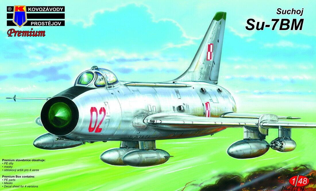 Kovozavody Prostejov 1  48 Sukhoi Su -7BM Warszawapakten