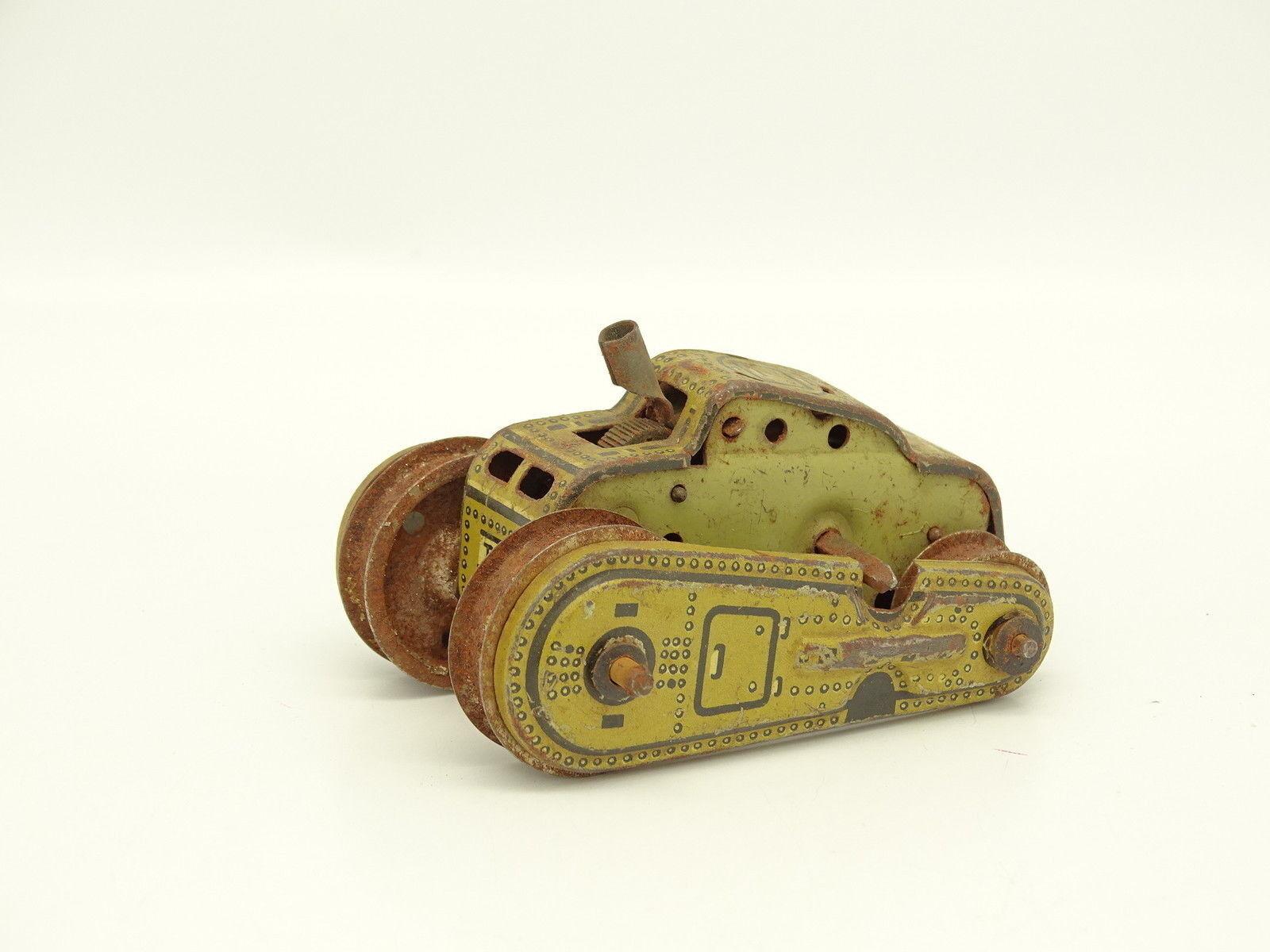 vendita all'ingrosso Gama Mettuttio Mettuttio Mettuttio - Char Tank DRGM  disegni esclusivi