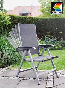 kettler basic plus sessel klappsessel gartenstuhl in. Black Bedroom Furniture Sets. Home Design Ideas