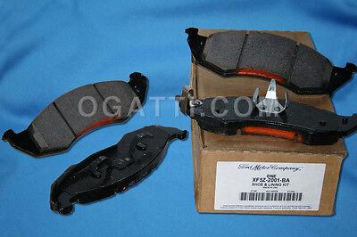 New OEM Mercury Villager 1993-2002 Front Brake Pads XF5Z-2001-BA