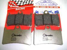 4 PASTIGLIE FRENO ANTERIORI BREMBO CARBON RC RACING 07YA23RC YAMAHA YZF R1 1999