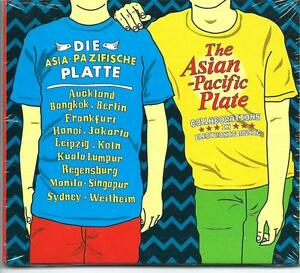 THE-ASIAN-PACIFIC-PLATE-GERMAN-ELECTRONIC-MUSIC-CD-CONSOLE-RUBBER-INC