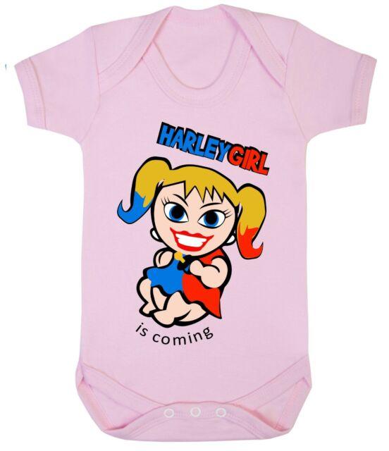 Tiny Spiderman Boy 0-24 Funny Baby Shower Gift X Man Bodysuits Babygrow Cotton