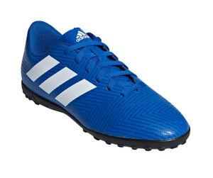 dd7610568 Adidas Kids Football Shoes Boys Nemeziz Tango 18.4 Turf Futsal ...