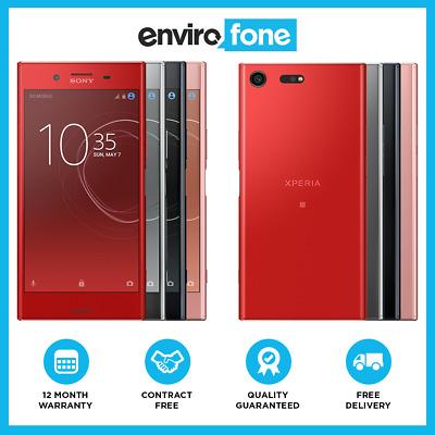 Sony Xperia XZ Premium 64GB All Colours SIM Free Unlocked Refurbished Smartphone