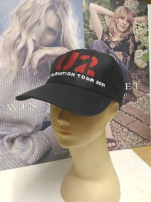 U2 Elevation Tour 2001 Cappello Visiera Nuovo 4 modelli I Gioielli Di Vicky