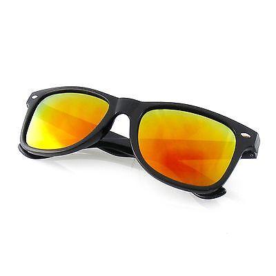 Square Aviator Sunglasses Vintage Mirror Lens New Men Women Fashion Frame Retro