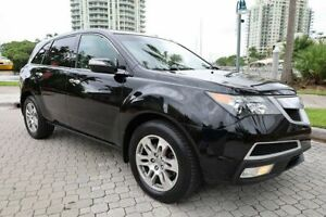 2013 Acura MDX AWD 4dr