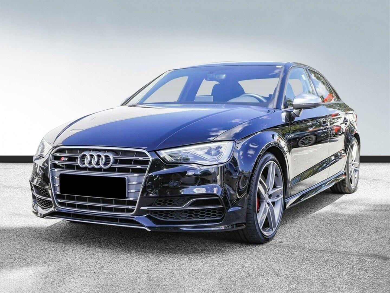 Audi S3 - TFSi quattro S-tr.