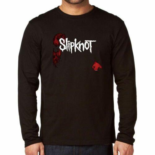 SLIPKNOT Herren T-shirt Men Langarm Rock Band Shirt Tank Top