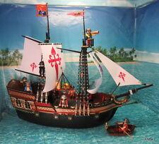 Playmobil Spanish Ship Galleon Santiago & Crew