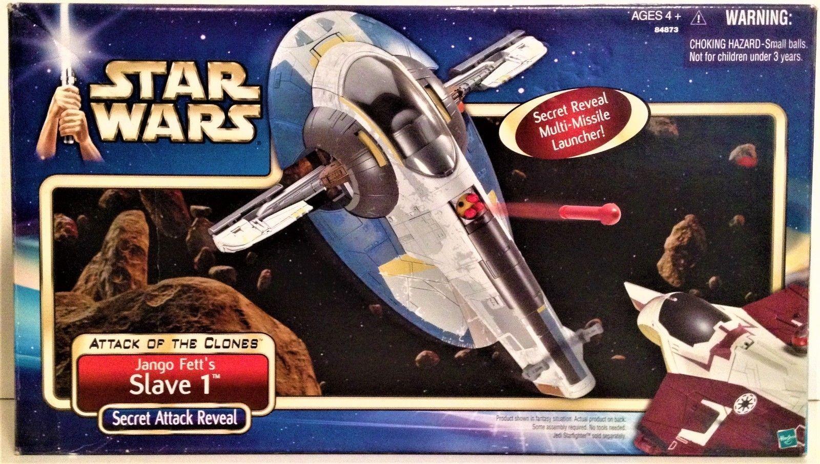 Star Star Star Wars   Slave-1   AOTC 9c80ec