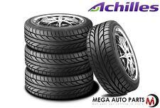"4 X New Achilles ""ATR Sport"" 195/55R16 87V High Performance Tires 195/55/16"