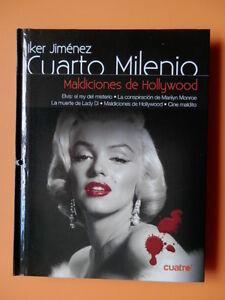 Detalles de Cuarto Milenio. 1ª Temporada. Maldiciones de Hollywood. Nº 1