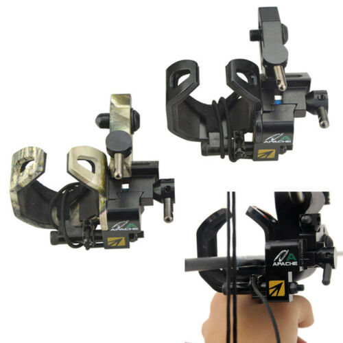 Archery Drop Away Arrow Rest Micro Adjustable Compound Bow Shooting Target