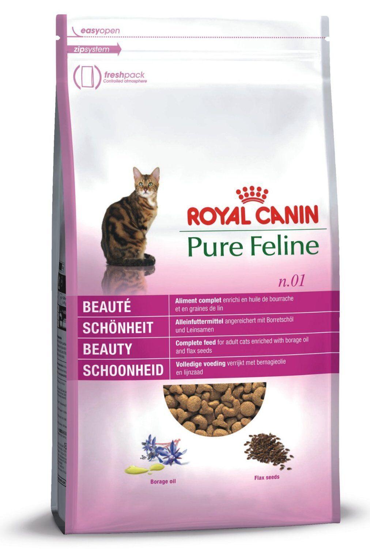 Royal Canin Puro FELINO Belleza Adulto Seco Gato Equilibrado y Alimento Completo