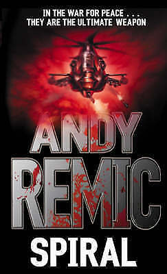 """AS NEW"" Remic, Andy, Spiral, Paperback Book"