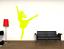 miniature 2 - Adesivo BALLERINA DANZA BALLO stickers murale decalcomania vari colori