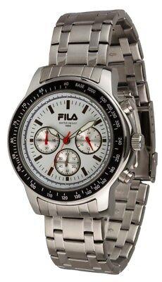 FILA Watch Cortina fa0783 25 Quartz Chronograph Stainless Steel Watch Band with Mens Watch | eBay