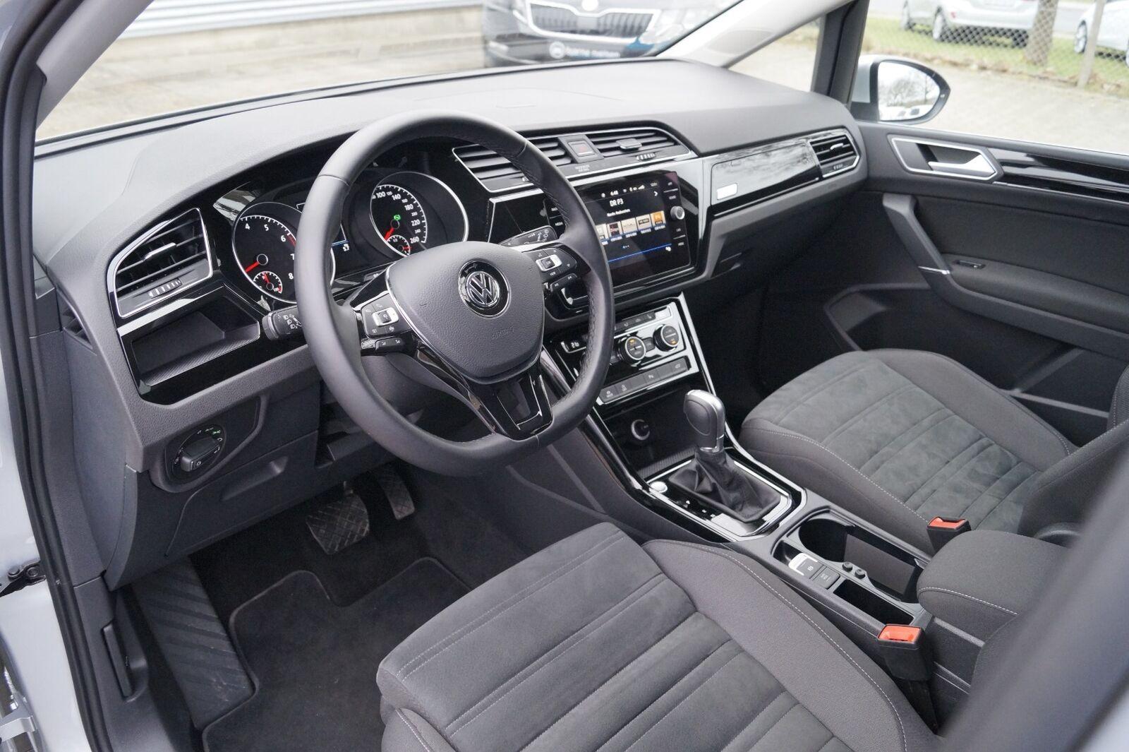 VW Touran 1,5 TSi 150 Highline DSG 7prs - billede 4