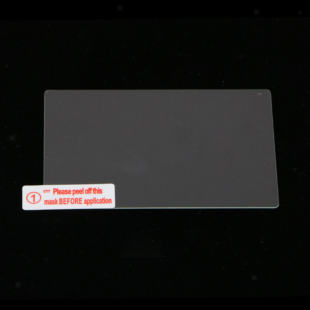 0.3mm High Clearly Tempered Glass LCD Screen Protector For X-A5 XA5