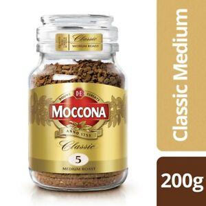 Moccona Classic Medium Roast Instant Coffee 200g